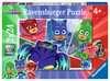 Avonturen in de nacht Puzzels;Puzzels voor kinderen - Ravensburger