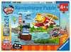 Helden der Stadt im Einsatz Puzzle;Kinderpuzzle - Ravensburger