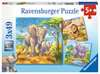 Les grands sauvages Puzzle;Puzzle enfant - Ravensburger