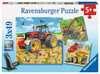 Große Maschinen Puzzle;Kinderpuzzle - Ravensburger