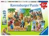Adventure on the High Seas Puslespil;Puslespil for børn - Ravensburger