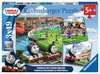 Thomas Watches Soccer Jigsaw Puzzles;Children s Puzzles - Ravensburger
