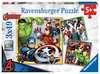 Avengers Assemble 3x49pc Puzzles;Children s Puzzles - Ravensburger