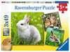 Niedliche Häschen Puzzle;Kinderpuzzle - Ravensburger