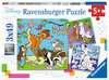 Disney Freunde Puzzle;Kinderpuzzle - Ravensburger
