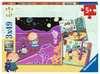 Peg + Cat Puzzles;Puzzle Infantiles - Ravensburger
