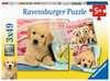 Kuschelige Hündchen Puzzle;Kinderpuzzle - Ravensburger