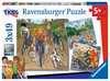 Abenteuer mit TKKG Puzzle;Kinderpuzzle - Ravensburger