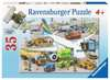 Busy Airport Jigsaw Puzzles;Children s Puzzles - Ravensburger