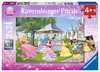 Enchanting Princesses Puslespil;Puslespil for børn - Ravensburger