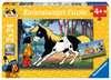 Yakari und kleiner Donner Puzzle;Kinderpuzzle - Ravensburger