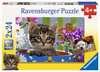 Adorables amis Puzzle;Puzzle enfant - Ravensburger
