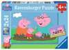La vie de famille / Peppa Pig Puzzle;Puzzle enfant - Ravensburger
