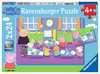 Peppa in der Schule Puzzle;Kinderpuzzle - Ravensburger