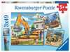 Large Construction Vehicles Jigsaw Puzzles;Children s Puzzles - Ravensburger