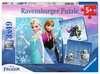 Abenteuer im Winterland Puzzle;Kinderpuzzle - Ravensburger