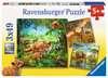 Tiere der Erde Puzzle;Kinderpuzzle - Ravensburger