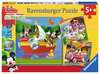 Everyone Loves Mickey Jigsaw Puzzles;Children s Puzzles - Ravensburger