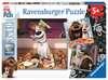 Als de kat van huis is… Puzzels;Puzzels voor kinderen - Ravensburger