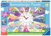 Peppa Pig Clock Puzzle, 60pc Puzzles;Children s Puzzles - Ravensburger