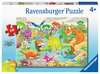 Time Traveling Dinos Jigsaw Puzzles;Children s Puzzles - Ravensburger