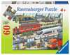 Railway Station Jigsaw Puzzles;Children s Puzzles - Ravensburger
