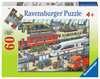 La gare Puzzles;Puzzles pour enfants - Ravensburger