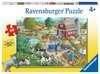 Maison de la ferme Puzzles;Puzzles pour enfants - Ravensburger