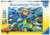 PODWODY RAJ 150ELE Puzzle;Puzzle dla dzieci - Ravensburger