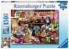 Katzen in der Küche Puzzle;Kinderpuzzle - Ravensburger