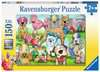 Patchwork Pups Jigsaw Puzzles;Children s Puzzles - Ravensburger