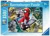 Vrienden en vijanden / Spider-man Puzzels;Puzzels voor kinderen - Ravensburger