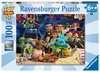 Disney Toy Story 4 100 dílků 2D Puzzle;Dětské puzzle - Ravensburger