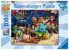 Toy Story 4, XXL100 Puslespil;Puslespil for børn - Ravensburger