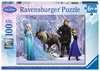 La Reina de las Nieves Puzzles;Puzzle Infantiles - Ravensburger