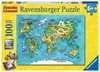Reise um die Welt Puzzle;Kinderpuzzle - Ravensburger