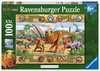 Dinosaurs Jigsaw Puzzles;Children s Puzzles - Ravensburger
