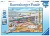 Construction at the Airport Jigsaw Puzzles;Children s Puzzles - Ravensburger