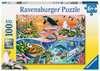 PIĘKNY OCEAN 100 EL XXL Puzzle;Puzzle dla dzieci - Ravensburger