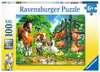 Versammlung der Tiere Puzzle;Kinderpuzzle - Ravensburger