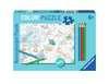 Color puzzle 80 p - Le monde sous l eau / OMY Puzzle;Puzzle enfant - Ravensburger