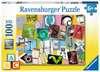 Lustiges Alphabet Puzzle;Kinderpuzzle - Ravensburger