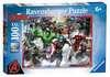 Avengers Sjednocení 100 dílků 2D Puzzle;Dětské puzzle - Ravensburger