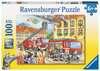 Brandweer Puzzels;Puzzels voor kinderen - Ravensburger