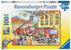 Unsere Feuerwehr Puzzle;Kinderpuzzle - Ravensburger