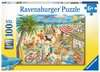 Sun at Shelly s Jigsaw Puzzles;Children s Puzzles - Ravensburger