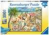 Soleil à Shelly Puzzles;Puzzles pour enfants - Ravensburger