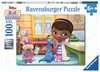 Doc Explains! Jigsaw Puzzles;Children s Puzzles - Ravensburger