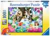 Magical Fairy Night Jigsaw Puzzles;Children s Puzzles - Ravensburger