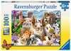 Knaagdieren selfie Puzzels;Puzzels voor kinderen - Ravensburger